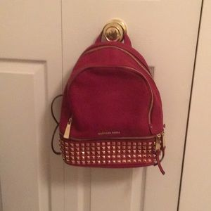 Very good used condition Michael Kors backpack
